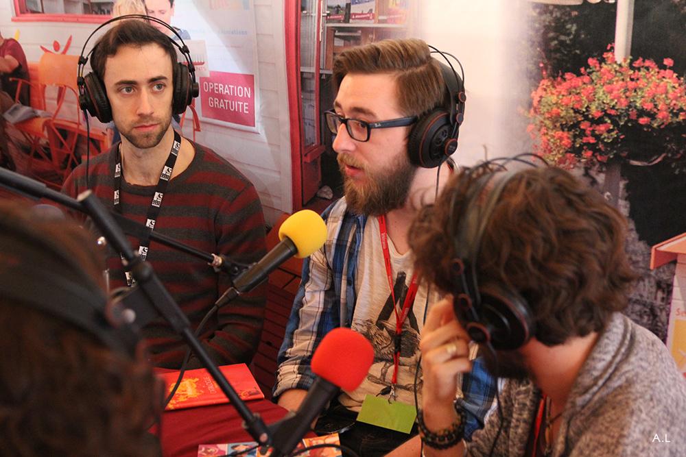 MLP Belgique 2016 - Radio